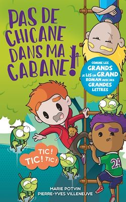 Download the eBook: Pas de chicane dans ma cabane! T01