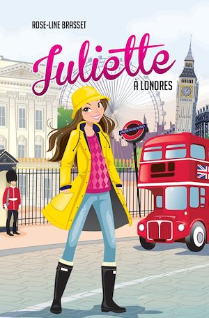 Juliette. Volume 9, Juliette à Londres