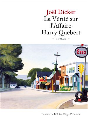 Image de couverture (La Vérité sur l'Affaire Harry Quebert)