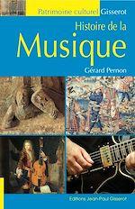 Download this eBook Histoire de la musique