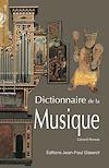 Télécharger le livre :  Dictionnaire de la musique