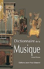 Download this eBook Dictionnaire de la musique
