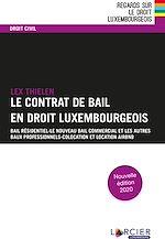 Download this eBook Le contrat de bail en droit luxembourgeois
