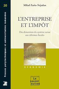 Téléchargez le livre :  L'entreprise et l'impôt