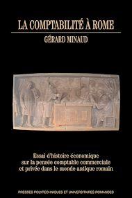 Téléchargez le livre :  La comptabilité à Rome