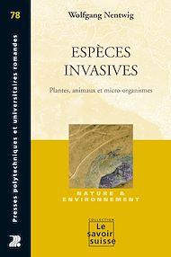 Téléchargez le livre :  Espèces invasives