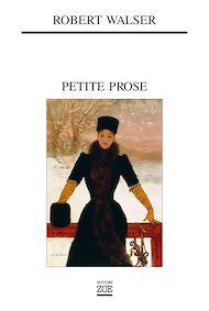 Téléchargez le livre :  Petite prose