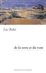 Download this eBook De la terre et du vent