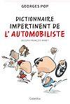 Télécharger le livre :  Dictionnaire impertinent de l'automobiliste