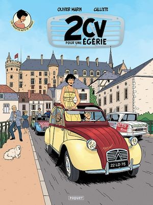 Téléchargez le livre :  Les Enquêtes auto de Margot 3