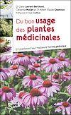 Télécharger le livre :  Du bon usage des plantes médicinales