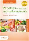 Télécharger le livre :  Recettes et astuces anti-ballonnements