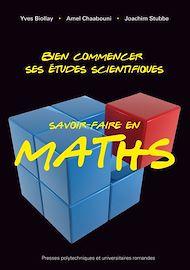 Téléchargez le livre :  Savoir-faire en maths