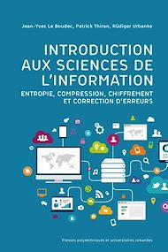 Téléchargez le livre :  Introduction aux sciences de l'information