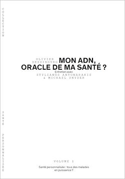Download the eBook: Mon ADN, oracle de ma santé ? - Volume 1/6