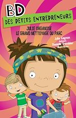 Download this eBook Julie organise le grand nettoyage du parc