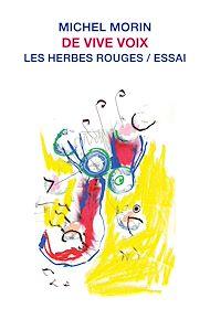Téléchargez le livre :  De vive voix