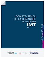 Download this eBook Compte-rendu de la démarche de bonification de IMT