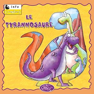 Téléchargez le livre :  Le tyrannosaure