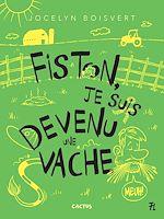 Download this eBook Fiston, je suis devenu une vache