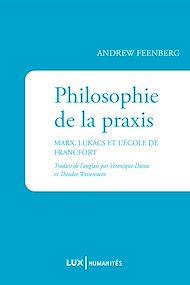 Téléchargez le livre :  Philosophie de la praxis