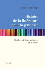 Téléchargez le livre :  Histoire de la littérature pour la jeunesse