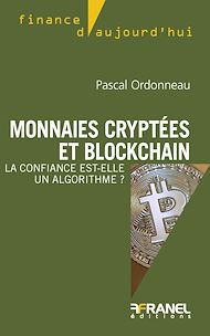Téléchargez le livre :  Monnaies cryptées et blockchain