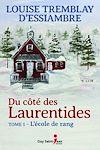 Télécharger le livre :  Du côté des Laurentides, tome 1