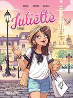 Download this eBook Juliette à Paris - La BD