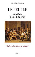 Téléchargez le livre :  Le Peuple aux siècles des Lumières