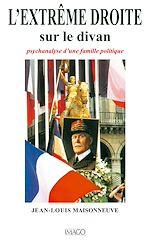 Téléchargez le livre :  L'extrême droite sur le divan