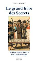 Téléchargez le livre :  Le grand livre des secrets