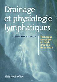 Téléchargez le livre :  Drainage et physiologie lymphatiques