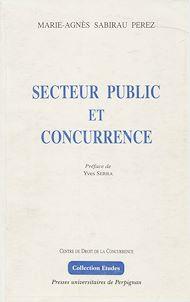 Téléchargez le livre :  Secteur public et concurrence