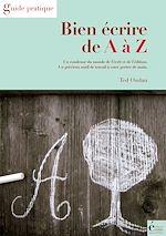 Téléchargez le livre :  Bien écrire de A à Z