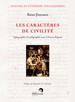 Download this eBook Les caractères de civilité