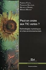 Download this eBook Peut-on croire aux TIC vertes ?