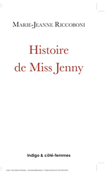 Download this eBook Histoire de Miss Jenny