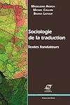 Télécharger le livre :  Sociologie de la traduction