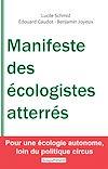 Télécharger le livre :  Manifeste des écologistes atterrés
