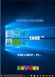 Téléchargez le livre :  J'apprends à me servir de Sage Paie & Rh I7 V9