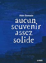 Download this eBook Aucun souvenir assez solide