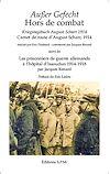 Télécharger le livre :  Ausser Gefecht / Hors de combat