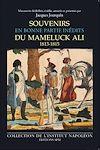 Télécharger le livre :  Souvenirs du mameluck Ali (1813-1815)