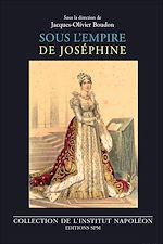 Download this eBook Sous l'empire de Joséphine