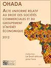 Télécharger le livre :  Acte uniforme relatif au droit des sociétés coopératives (AUDSC)