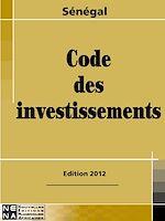 Download this eBook Sénégal - Code des investissements