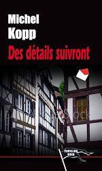 Download this eBook Des détails suivront