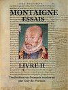 Télécharger le livre :  Essais - Livre II (traduction en français moderne)