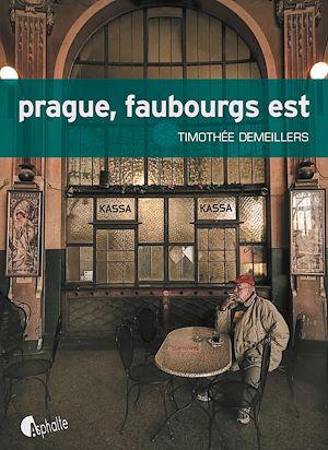 Téléchargez le livre :  Prague, faubourgs est